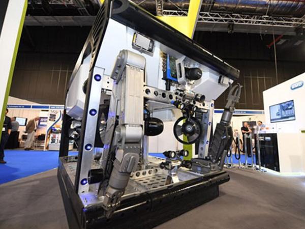 新华都变压器应用于全新电动工作级水下机器人