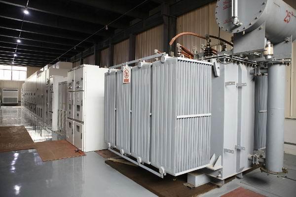百万千瓦级核电站建设项目