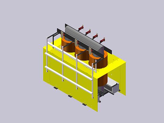 干式岸电电源用变压器