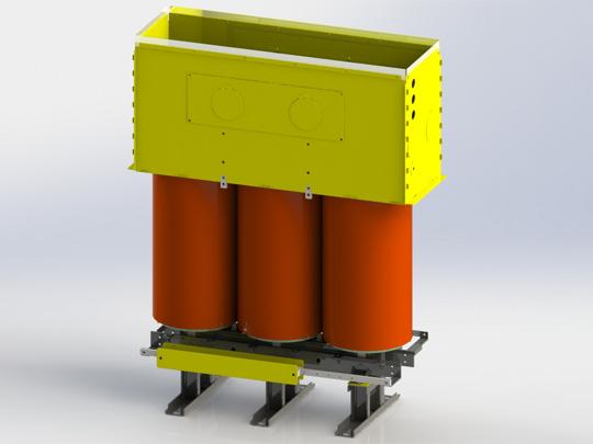 干式变频调速用变流变压器