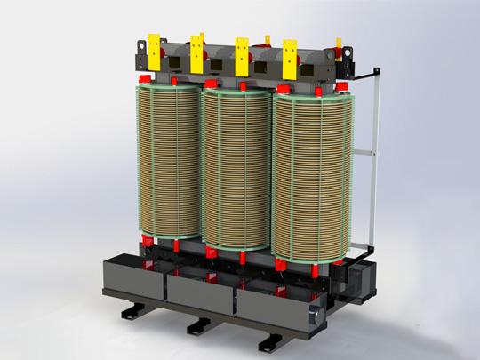干式配电变压器